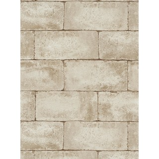 DW2307320-02 Authentic Brick Wallpaper