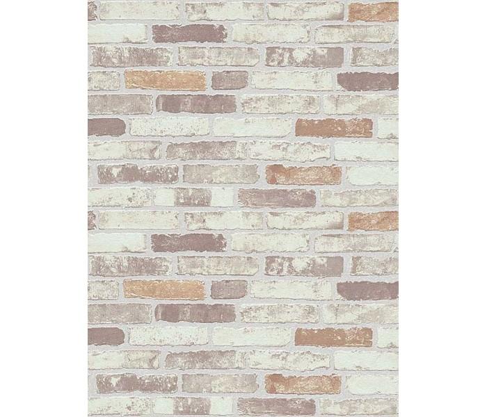 DW1036703-11 Beige Brick Wallpaper