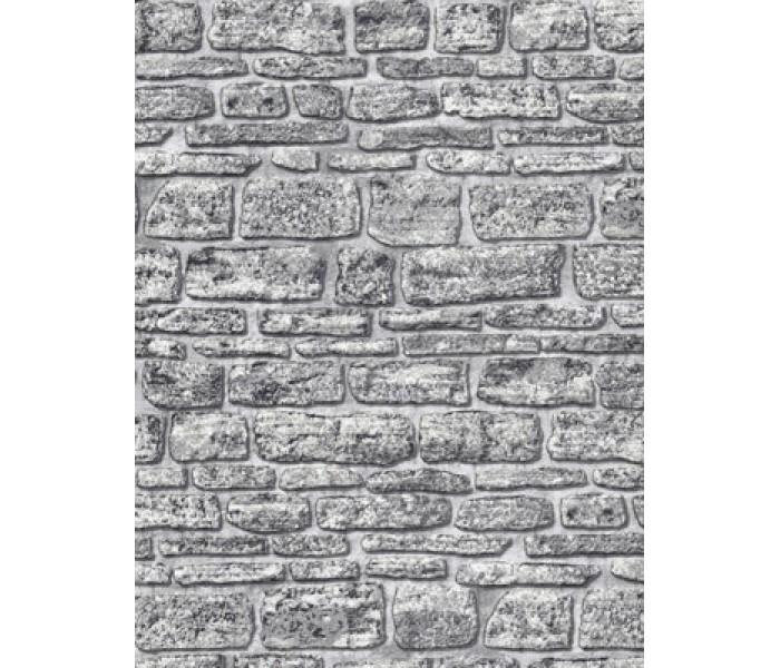 DW1036704-10 Grey Brick Wallpaper