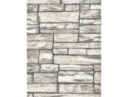 DW1036712-11 Brown Brick Wallpaper