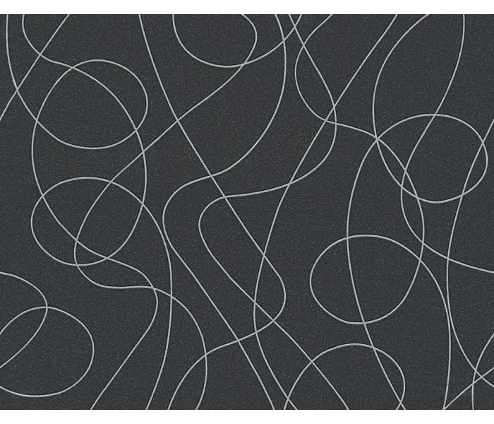 DW323301666 Black and White Wallpaper