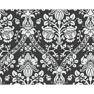 DW323956895 Black and White Wallpaper