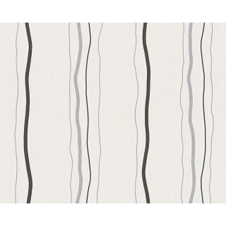 DW323958732 Black and White Wallpaper