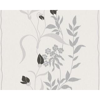 DW323958742 Black and White Wallpaper