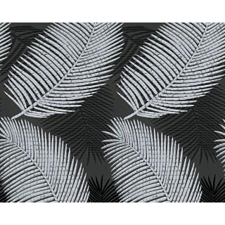 DW323958782 Black and White Wallpaper