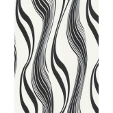 DW228247957 Black and White Wallpaper