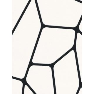 DW228255266 Black and White Wallpaper