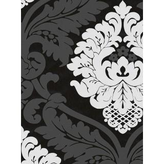 DW228554314 Black and White Wallpaper