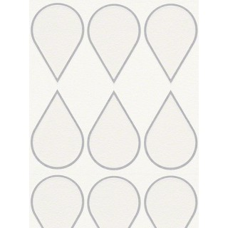DW228940173 Black and White Wallpaper