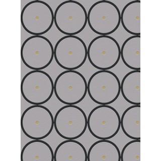 DW228940191 Black and White Wallpaper
