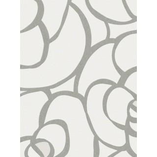 DW228940277 Black and White Wallpaper