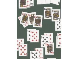 DW892981-26 Decora Natur 5 Wallpaper, Decor: Rummy Cards