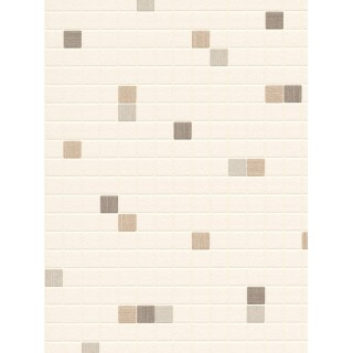 DW896077-20 Decora Natur 5 Wallpaper, Decor: Mosaic