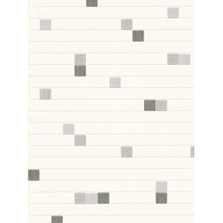 DW896077-44 Decora Natur 5 Wallpaper, Decor: Mosaic