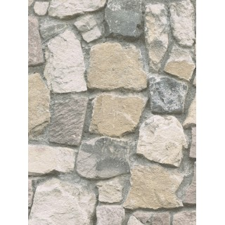 DW896924-12 Decora Natur 5 Wallpaper, Decor: Nature Stone