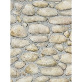 DW898345-15 Decora Natur 3 Wallpaper, Decor: Stone