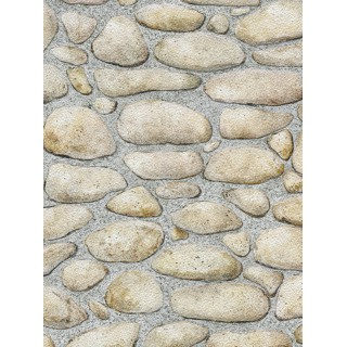 DW898345-15 Decora Natur 3 Wallpaper, Decor: Stone
