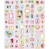 Murals Adorable Pets 42124