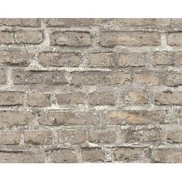 DW351361394 Bricks Wallpaper