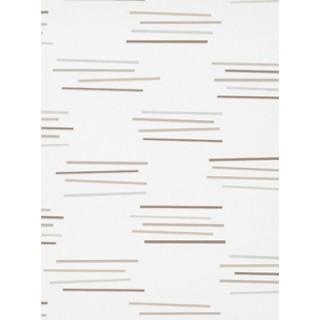 DW1076747-11 Brown Lining Wallpaper