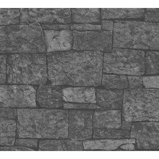 DW346319942 Wood n Stone Wallpaper