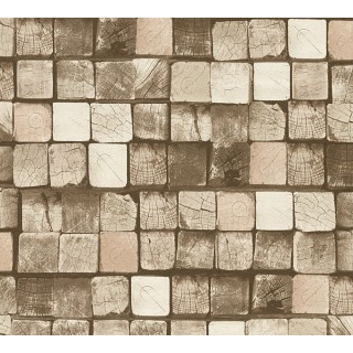 DW346344525 Wood n Stone Wallpaper