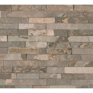 DW346355822 Wood n Stone Wallpaper
