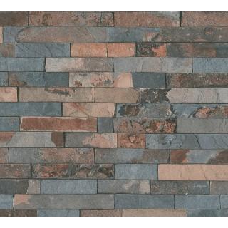 DW346355823 Wood n Stone Wallpaper