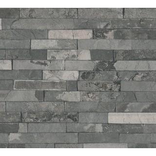 DW346355824 Wood n Stone Wallpaper