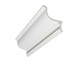 Crown Molding - Plastic Crown Moulding Manufactured with a Dense Architectural Polyurethane Compound. CM-5044 Crown Molding