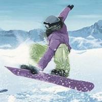 Boarding Sports Wallpaper Borders