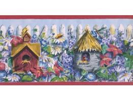 Garden Wallpaper Border 3326410