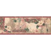 New  Arrivals Wall Borders: Floral Wallpaper Border 40926070