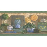 New  Arrivals Wall Borders: Garden Wallpaper Border 40926240