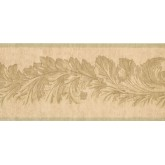 New  Arrivals Wall Borders: Leaves Wallpaper Border 41706290