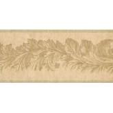 Prepasted Wallpaper Borders - Leaves Wall Paper Border 41706290