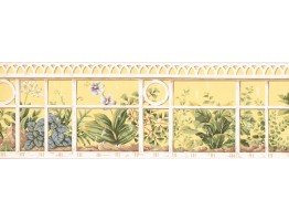 Garden Wallpaper Border 5505122