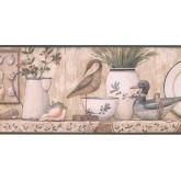 New  Arrivals Wall Borders: Kitchen Wallpaper Border 5505752