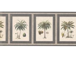 Palm Tree Wallpaper Border 5506272