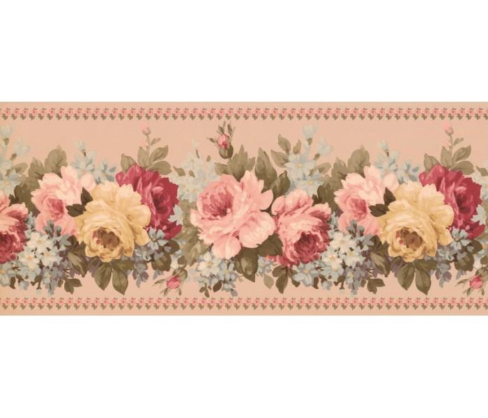 New  Arrivals Wall Borders: Floral Wallpaper Border 5506561