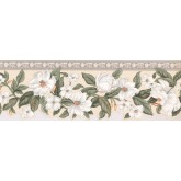 New  Arrivals Wall Borders: Floral Wallpaper Border 5507840