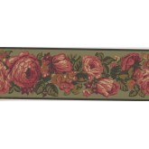 New  Arrivals Wall Borders: Floral Wallpaper Border 5801985