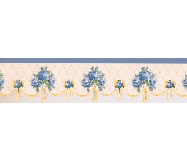 New  Arrivals Wall Borders: Floral Wallpaper Border 5806626