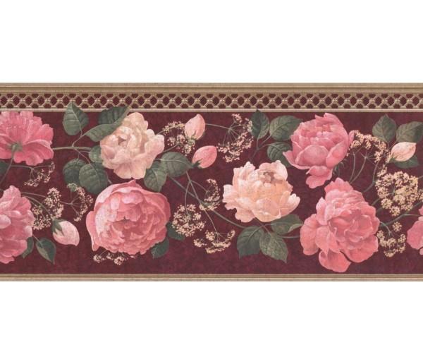 New  Arrivals Wall Borders: Floral Wallpaper Border 5811365