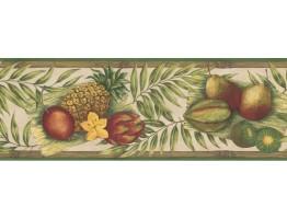Fruits Wallpaper Border 5811928