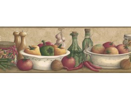 Kitchen Wallpaper Border 5811937