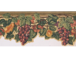 Fruits Wallpaper Border 636296240
