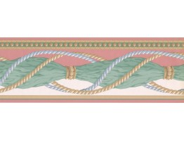 Contemporary Wallpaper Border BR5001B