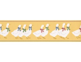 Ducks Wallpaper Border BT77710