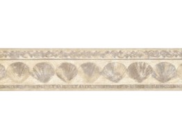 Prepasted Wallpaper Borders - Vintage Wall Paper Border CH105260